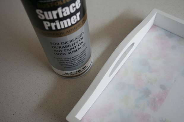 surface primer used before applying top coat