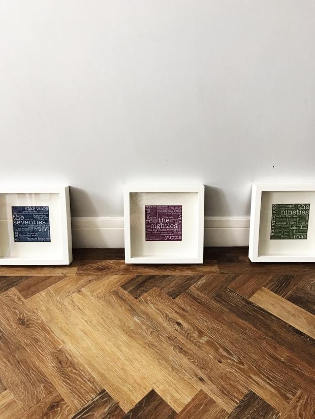 Decade prints